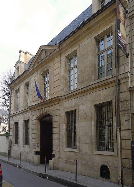 Photo du Monument Historique Hôtel Donon situé à Paris 3e Arrondissement
