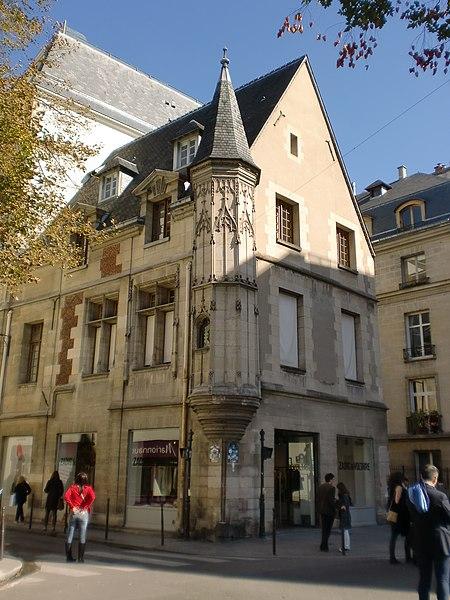 Photo du Monument Historique Hôtel Hérouet situé à Paris 3e Arrondissement