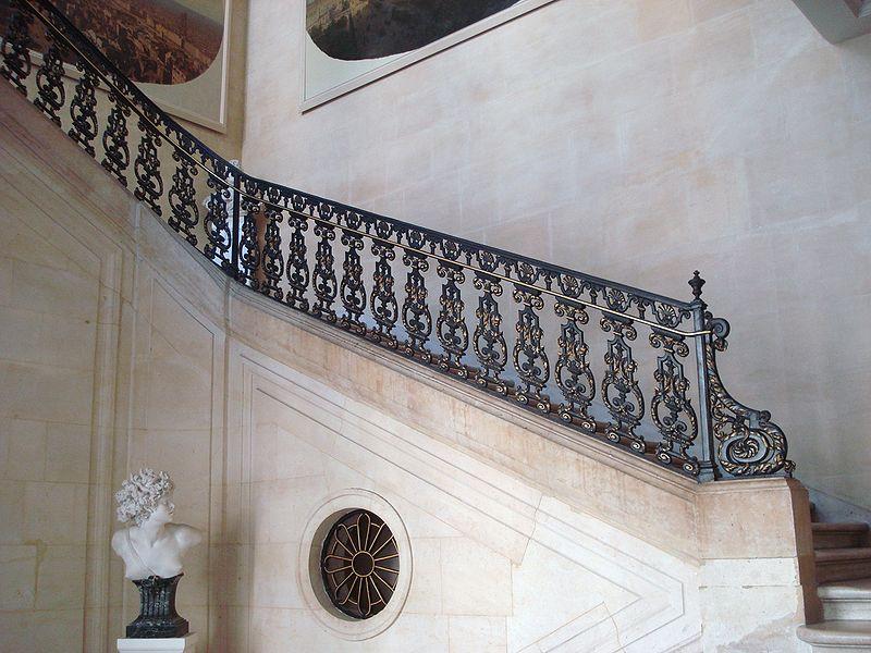 Photo du Monument Historique Hôtel Le Pelletier de Saint-Fargeau situé à Paris 3e Arrondissement