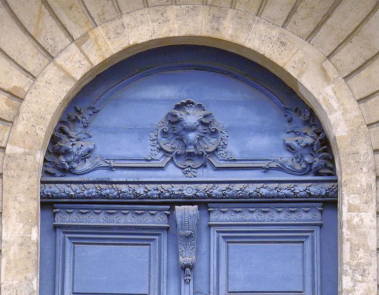 Photo du Monument Historique Maison dite aussi Hôtel d'Ecquevilly ou du Grand Veneur situé à Paris 3e Arrondissement