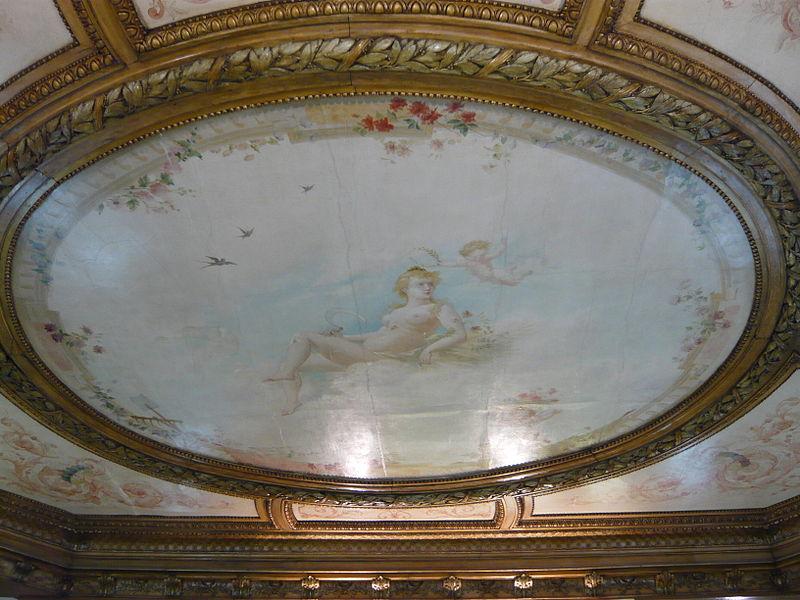 Photo du Monument Historique Pâtisserie situé à Paris 3e Arrondissement