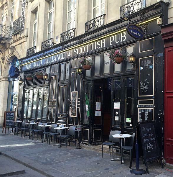 Photo du Monument Historique Boutique Bougnat situé à Paris 4e Arrondissement