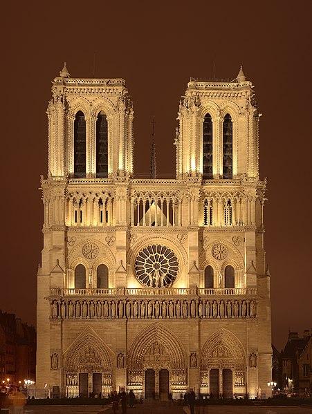 Photo du Monument Historique Cathédrale Notre-Dame situé à Paris 4e Arrondissement