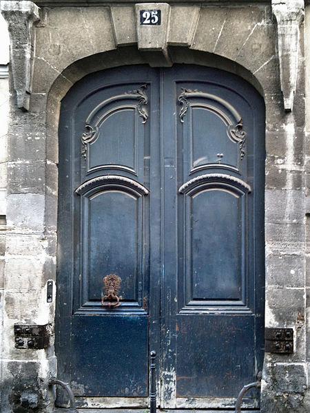 Photo du Monument Historique Hôtel Brulart situé à Paris 4e Arrondissement