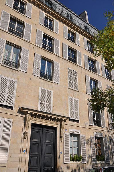 Photo du Monument Historique Immeuble (hôtel de Comans d'Astry) situé à Paris 4e Arrondissement