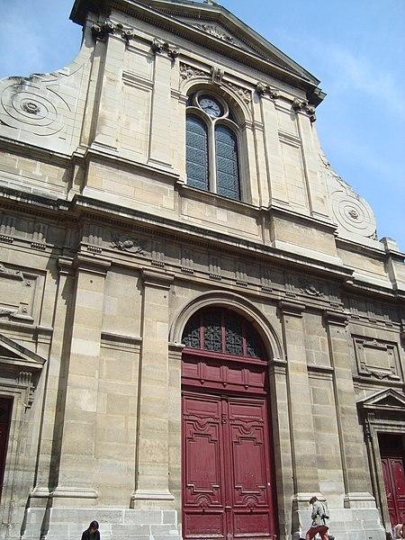 Photo du Monument Historique Monastère des Blancs-Manteaux situé à Paris 4e Arrondissement