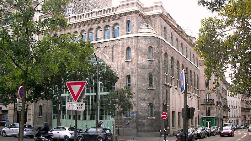 Photo du Monument Historique Sous-station Bastille situé à Paris 4e Arrondissement