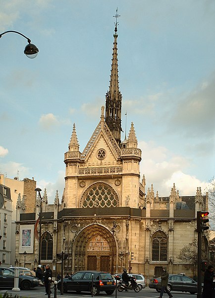 Photo du Monument Historique Eglise Saint-Laurent situé à Paris 10e Arrondissement