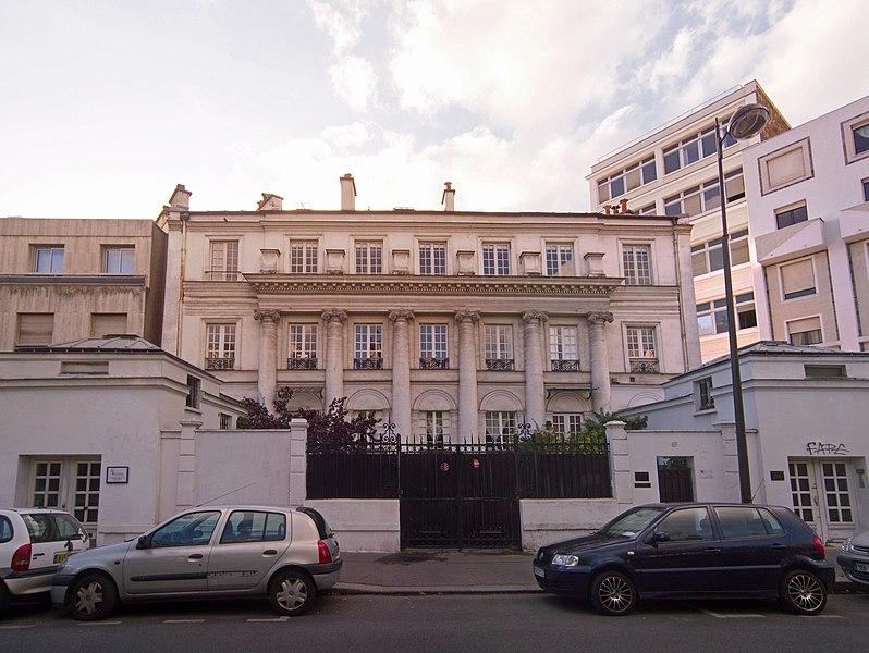 Photo du Monument Historique Immeuble situé à Paris 11e Arrondissement