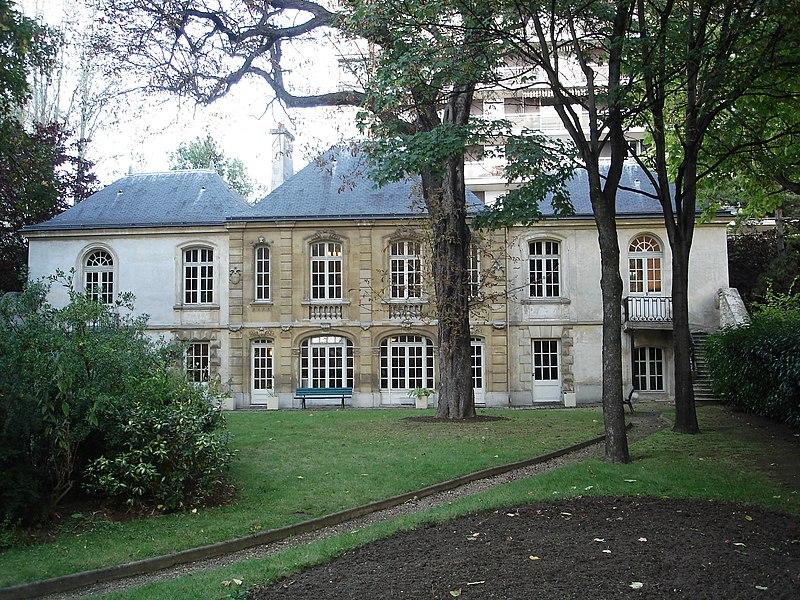 Photo du Monument Historique Ancienne maison de santé du Docteur Belhomme situé à Paris 11e Arrondissement