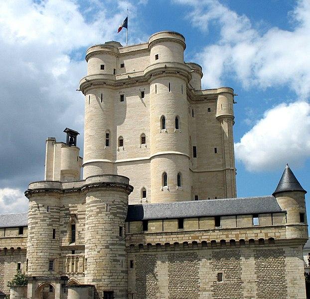 Photo du Monument Historique Château de Vincennes et ses abords situé à Paris 12e Arrondissement