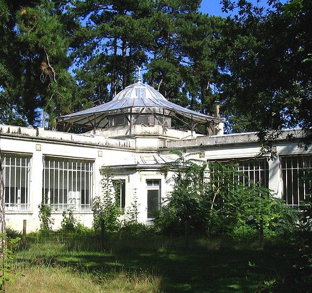 Photo du Monument Historique Jardin d'Agronomie Tropicale, situé dans le bois de Vincennes situé à Paris 12e Arrondissement