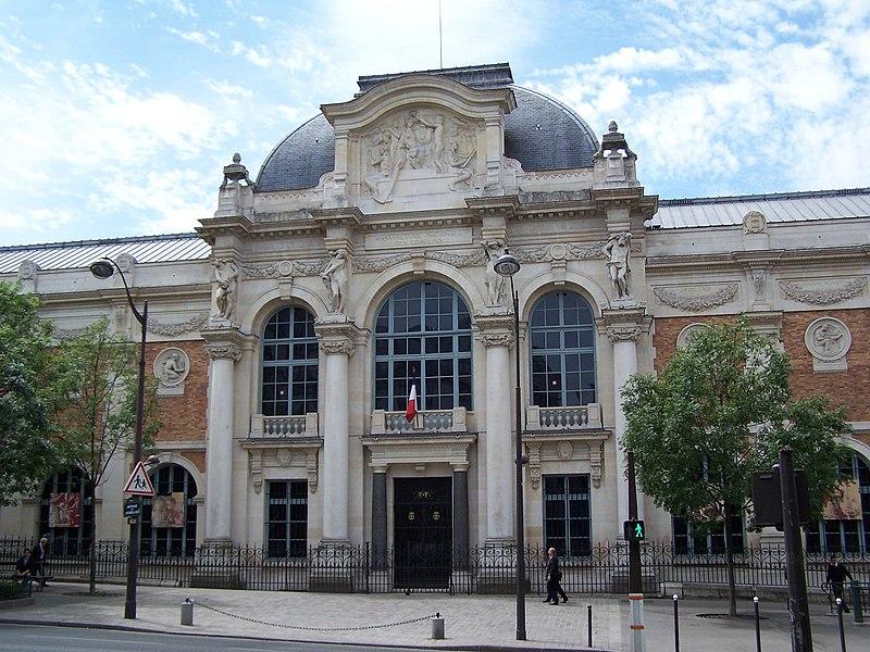 Photo du Monument Historique Manufacture nationale des Gobelins situé à Paris 13e Arrondissement