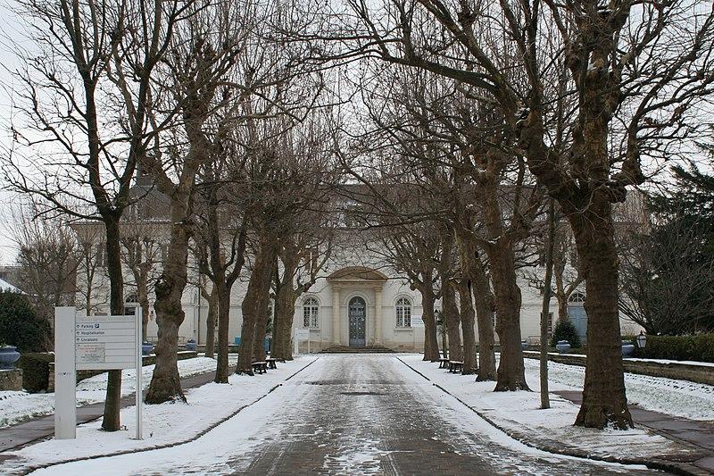 Photo du Monument Historique Ancien hospice de La Rochefoucauld situé à Paris 14e Arrondissement