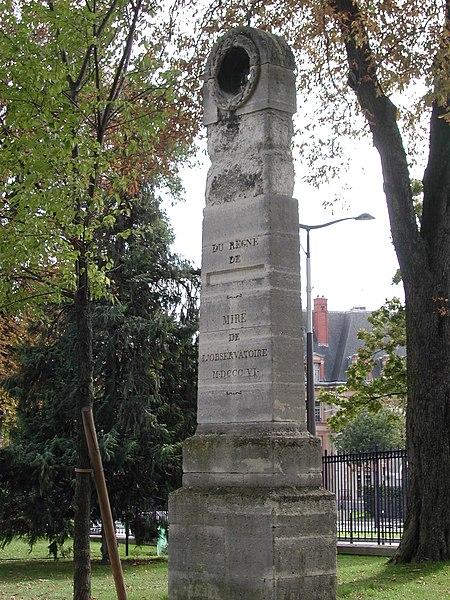 Photo du Monument Historique Parc Montsouris situé à Paris 14e Arrondissement