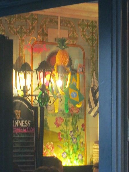 Photo du Monument Historique Aviatic Bar situé à Paris 15e Arrondissement
