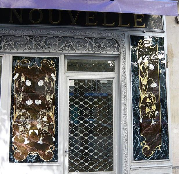 Photo du Monument Historique Boucherie situé à Paris 15e Arrondissement