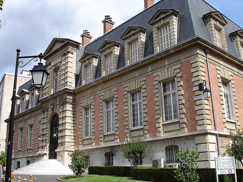 Photo du Monument Historique Institut Pasteur situé à Paris 15e Arrondissement