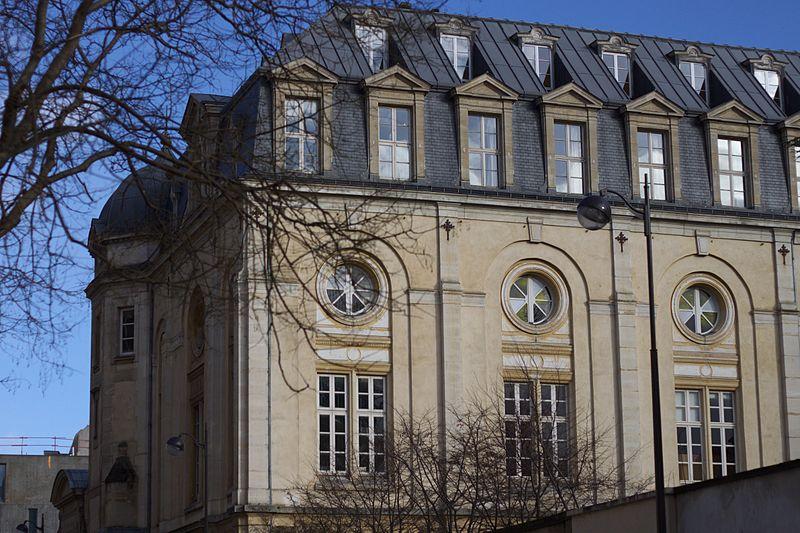 Photo du Monument Historique Collège des jésuites de l'Immaculée Conception situé à Paris 15e Arrondissement