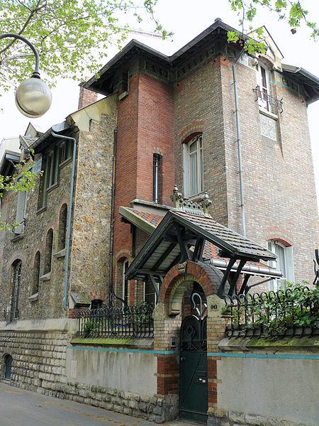 Photo du Monument Historique Hôtel Jassedé situé à Paris 16e Arrondissement