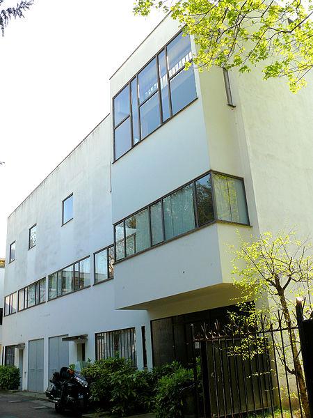 Photo du Monument Historique Villa Jeanneret-Raaf, actuellement Fondation Le Corbusier situé à Paris 16e Arrondissement