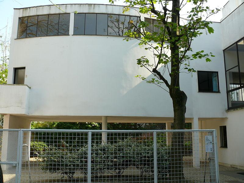 Photo du Monument Historique Villa La Roche, actuellement Fondation Le Corbusier situé à Paris 16e Arrondissement