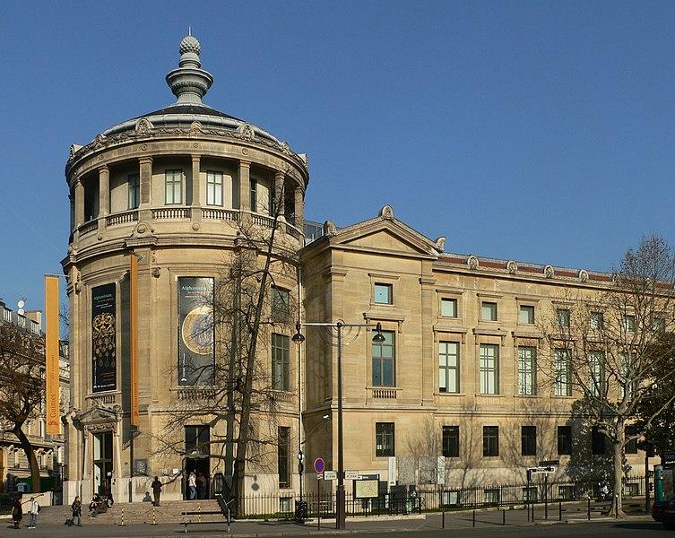 Photo du Monument Historique Musée Guimet situé à Paris 16e Arrondissement