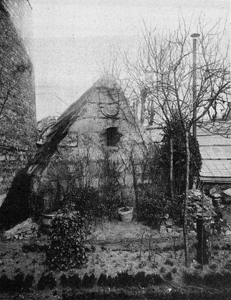Photo du Monument Historique Eaux de Belleville : Regard du Chaudron situé à Paris 19e Arrondissement
