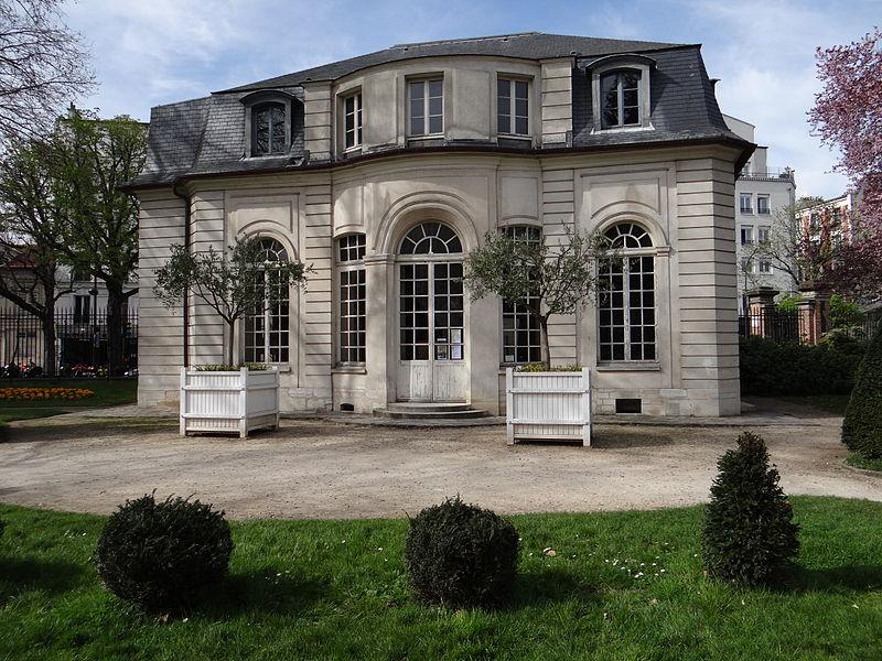 Photo du Monument Historique Hospice Debrousse situé à Paris 20e Arrondissement