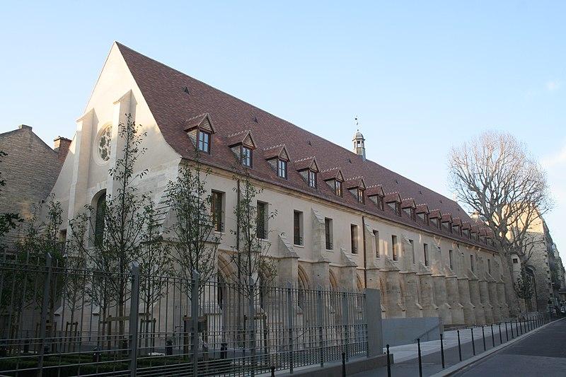 Photo du Monument Historique Ancien couvent des Bernardins situé à Paris 5e Arrondissement