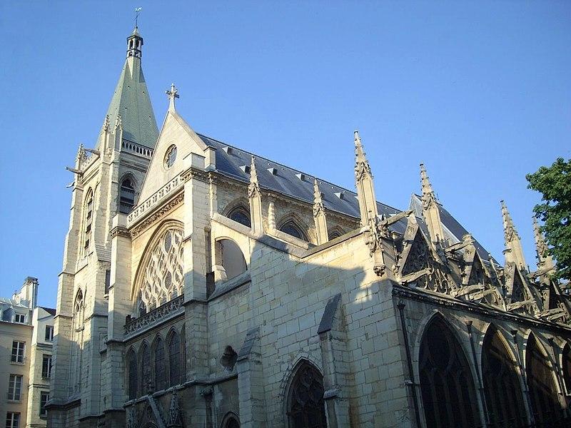 Photo du Monument Historique Eglise Saint-Séverin situé à Paris 5e Arrondissement