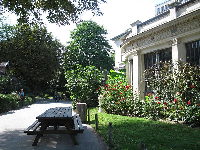 Photo du Monument Historique Jardin des Plantes et Museum national d'Histoire naturelle situé à Paris 5e Arrondissement