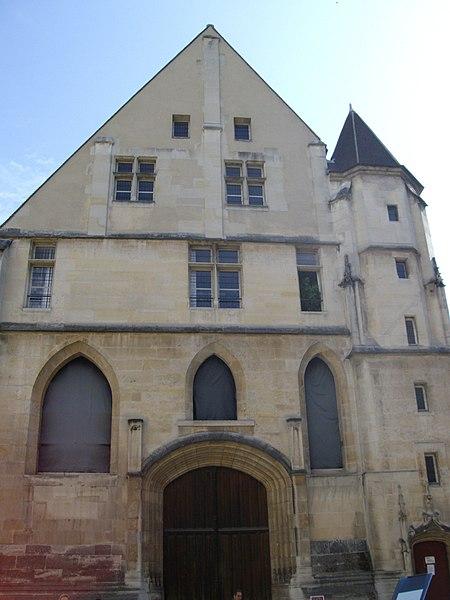 Photo du Monument Historique Ancien couvent des Cordeliers, actuellement Musée Dupuytren situé à Paris 6e Arrondissement