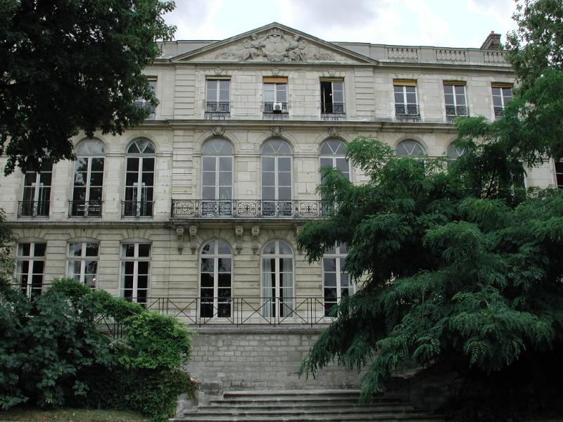 Photo du Monument Historique Ancien hôtel de Vendôme, actuellement Ecole Nationale Supérieure des Mines situé à Paris 6e Arrondissement