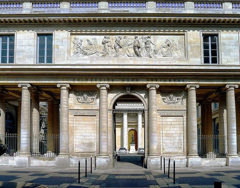 Photo du Monument Historique Ancienne académie de chirurgie, actuellement Faculté de Médecine (Université Paris V-René Descartes) situé à Paris 6e Arrondissement
