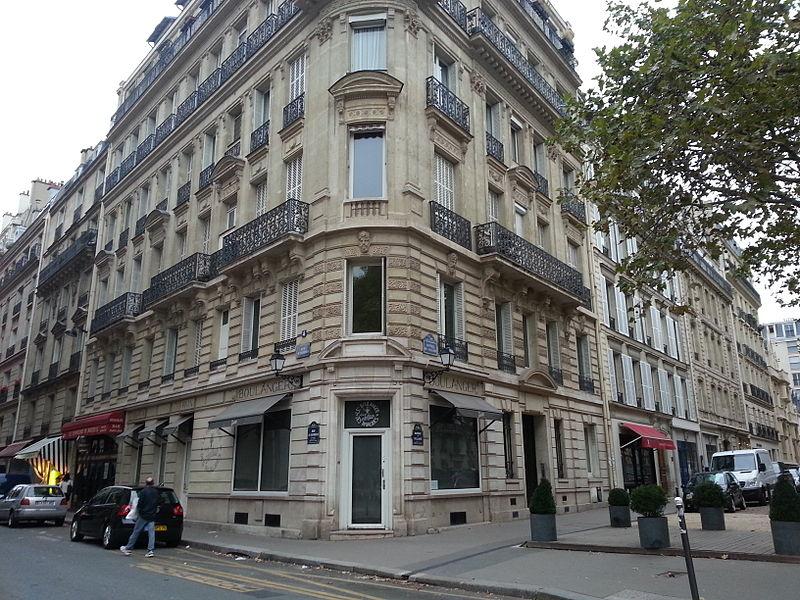 Photo du Monument Historique Boulangerie situé à Paris 7e Arrondissement