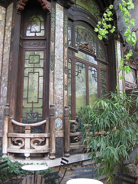 Photo du Monument Historique Cinéma La Pagode situé à Paris 7e Arrondissement
