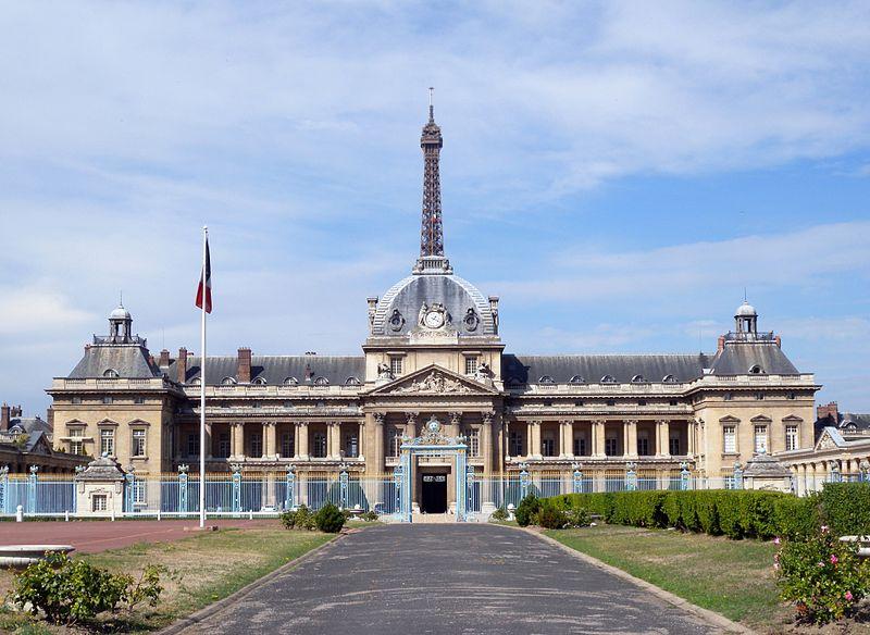 Photo du Monument Historique Ecole Militaire situé à Paris 7e Arrondissement