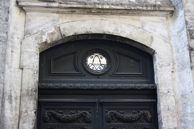 Photo du Monument Historique Hôtel de Cavoye situé à Paris 7e Arrondissement