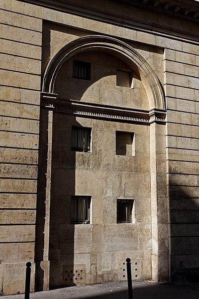 Photo du Monument Historique Hôtel de Praslin situé à Paris 7e Arrondissement