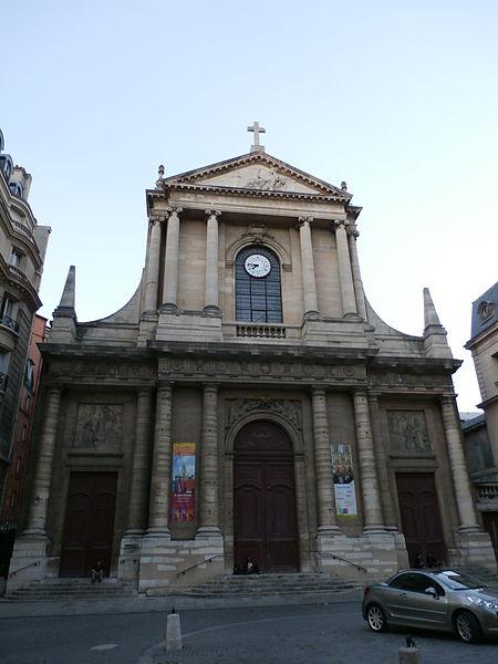 Photo du Monument Historique Noviciat des Dominicains situé à Paris 7e Arrondissement