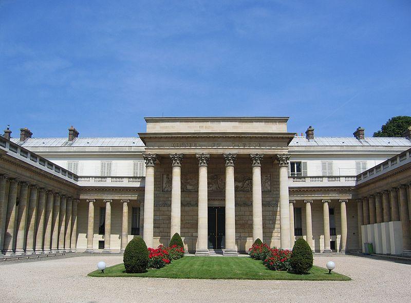 Photo du Monument Historique Ancien hôtel de Salm, actuel Palais de la Légion d'Honneur situé à Paris 7e Arrondissement