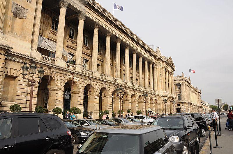 Photo du Monument Historique Hôtel Cartier situé à Paris 8e Arrondissement
