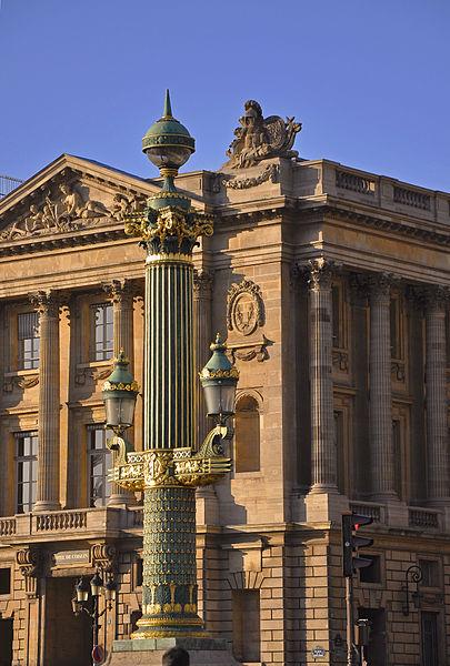 Photo du Monument Historique Hôtel de Coislin situé à Paris 8e Arrondissement