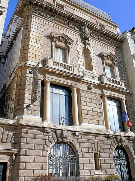 Photo du Monument Historique Musée Gustave Moreau situé à Paris 9e Arrondissement