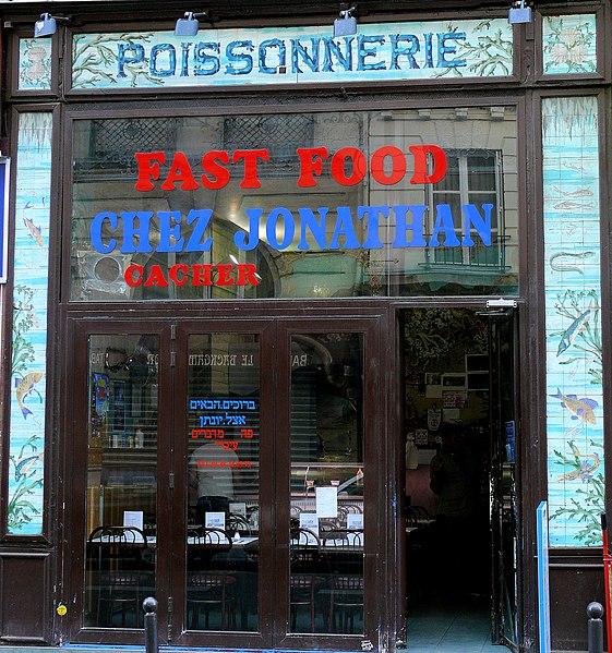 Photo du Monument Historique Poissonnerie situé à Paris 9e Arrondissement