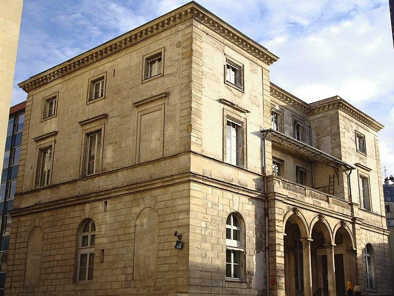 Photo du Monument Historique Immeuble situé à Paris 15e Arrondissement