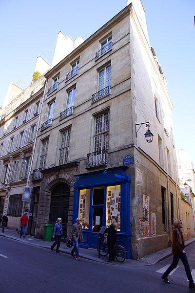 Photo du Monument Historique Ancien hôtel particulier situé à Paris 6e Arrondissement