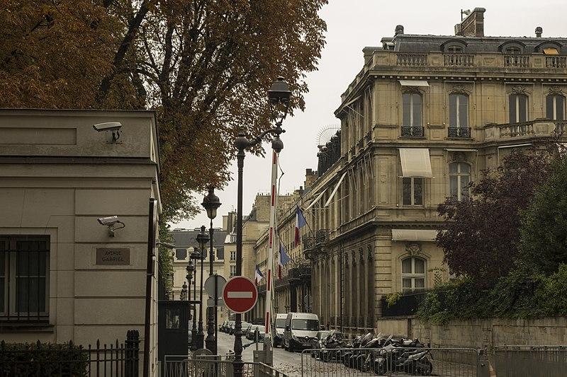 Photo du Monument Historique Immeuble dit Hôtel de l'Impératrice Eugénie ou hôtel du Baron Hirsch situé à Paris 8e Arrondissement