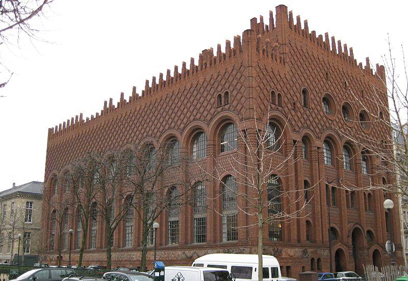 Photo du Monument Historique Institut d'Art et d'Archéologie situé à Paris 6e Arrondissement